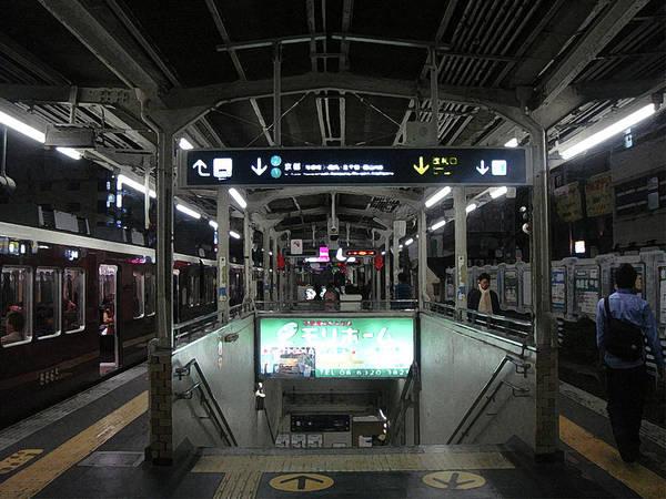 Photograph - Train Station by Roberto Alamino