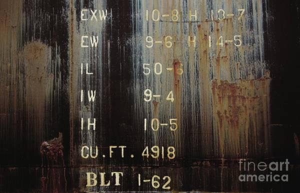 Photograph - Trains 11 Retro by Jay Mann