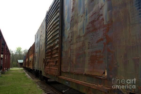 Photograph - Trains 12 Org by Jay Mann