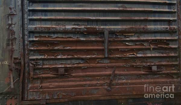 Photograph - Trains 13 Autochrome by Jay Mann