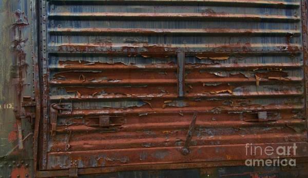 Photograph - Trains 13 Org by Jay Mann