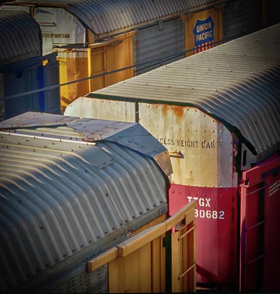 Photograph - Trains - Nashville by Samuel M Purvis III