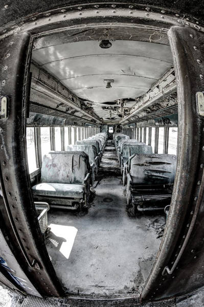 Wall Art - Photograph - Trainwrecked by Joshua Ball