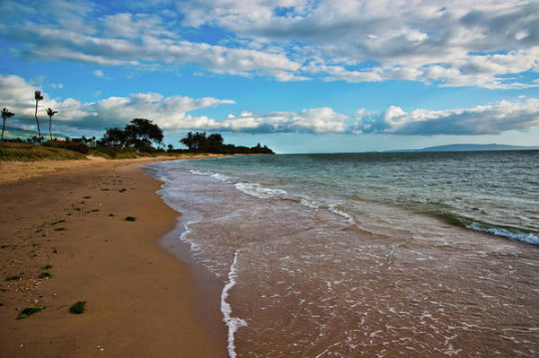Photograph - Tranquil Beach  by Harry Spitz