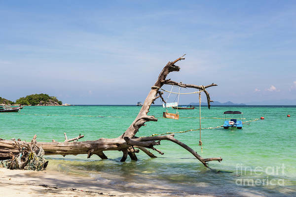 Photograph - Tranquil Beach On Koh Lipe by Didier Marti