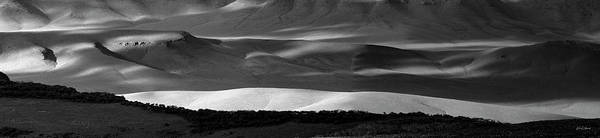 Wall Art - Photograph - Tranquil Black And White 14 by Leland D Howard