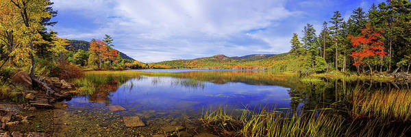Acadia National Park Wall Art - Photograph - Tranquil by Chad Dutson