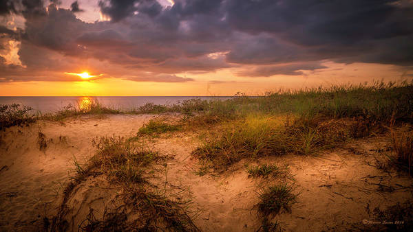 Oceanfront Photograph - Tranquil Moment by Marvin Spates