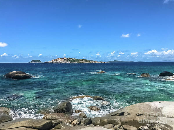 Wall Art - Photograph - Tranquil Seas Of Virgin Gorda by Colleen Kammerer