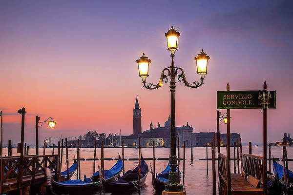 Wall Art - Photograph - Tranquil Venice by Andrew Soundarajan