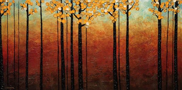 Painting - Tranquilidad by Carmen Guedez