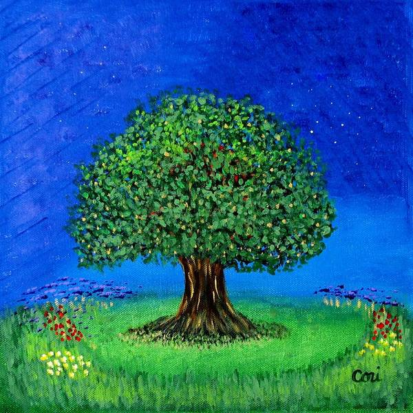 Painting - Tranquility by Corinne Carroll