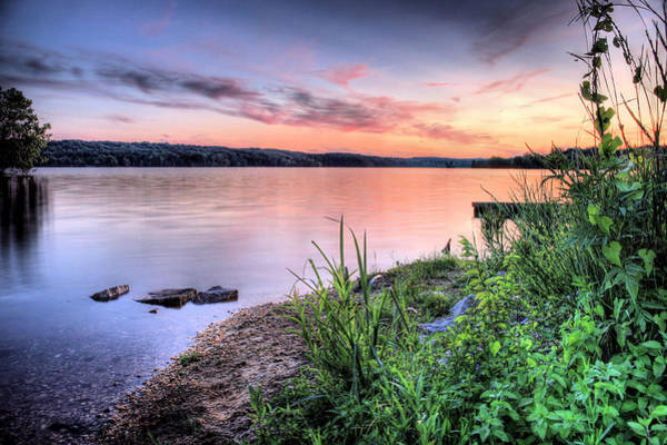 Photograph - Tranquility by JC Findley