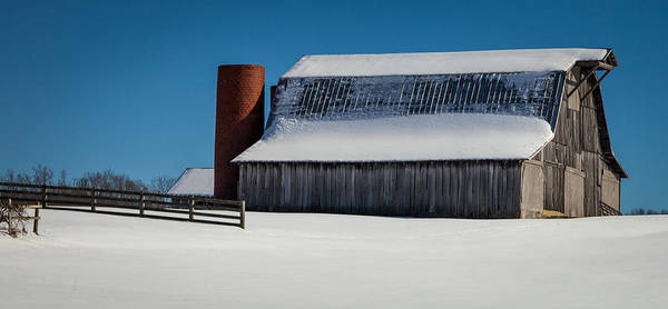 Photograph - Tranquility Of Winter by Karen Wiles