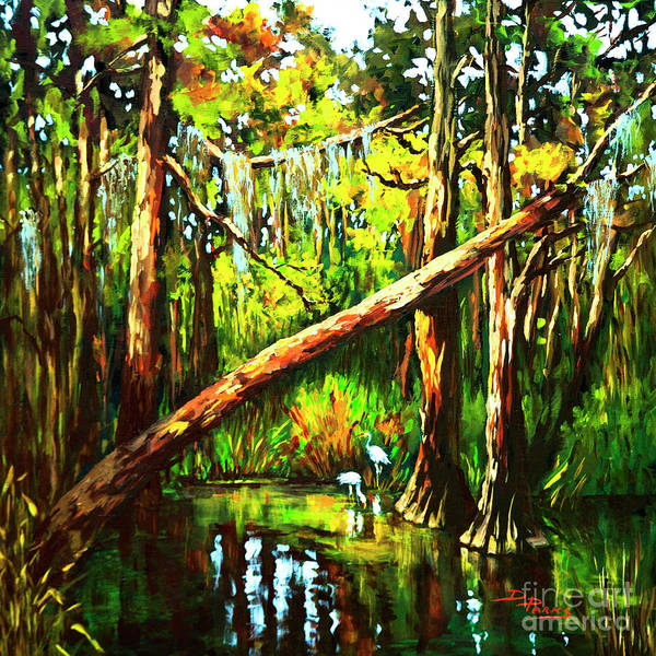 Wall Art - Painting - Tranquillity by Dianne Parks