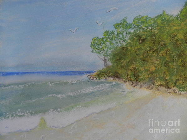 Wall Art - Painting - Tranquillity by Pamela Meredith