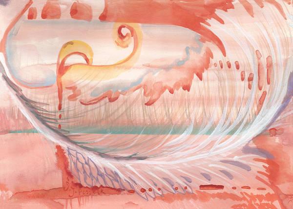 Painting - Transending by Sheri Jo Posselt