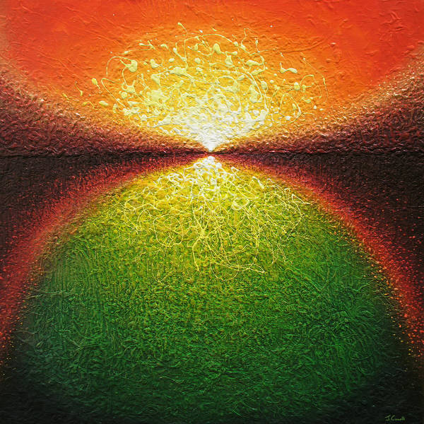 Painting - Transfiguration by Jaison Cianelli