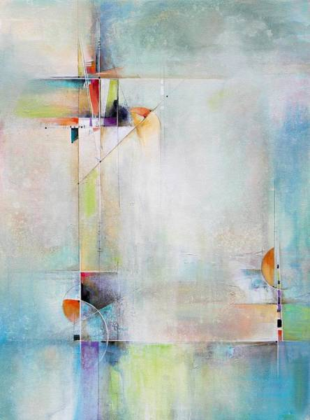 Wall Art - Painting - Transitions by Karen Hale