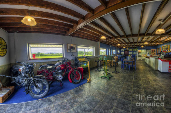 Photograph - Transport Cafe by Ian Mitchell