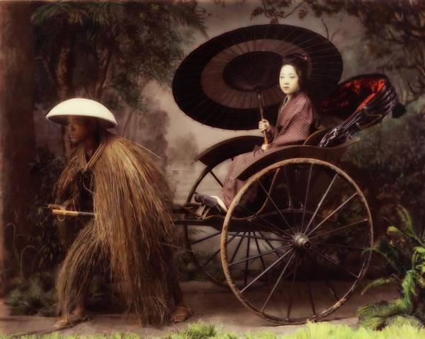 Photograph - Transportation by John Feiser