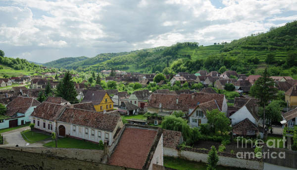 Photograph - Transylvania Landscape 2 by Perry Rodriguez