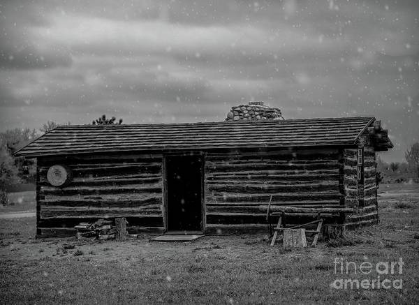 Photograph - Trappers Cabin by Jon Burch Photography