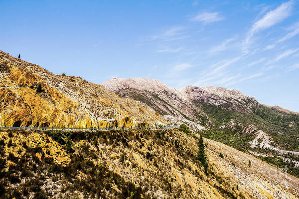 Wall Art - Photograph - Travelling Rugged Alps by Jorgo Photography - Wall Art Gallery