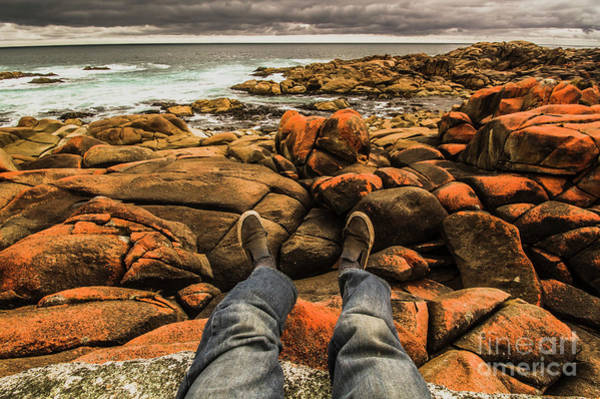 Tourist Wall Art - Photograph - Travelling West Coast Tasmania by Jorgo Photography - Wall Art Gallery