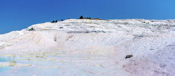 Photograph - Travertine Terraces In Pamukkale by Sun Travels