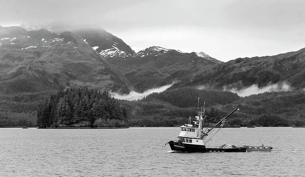 Photograph - Trawler Tenacious by Peter J Sucy