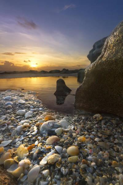 Hobe Sound Photograph - Treasure Cove by Debra and Dave Vanderlaan