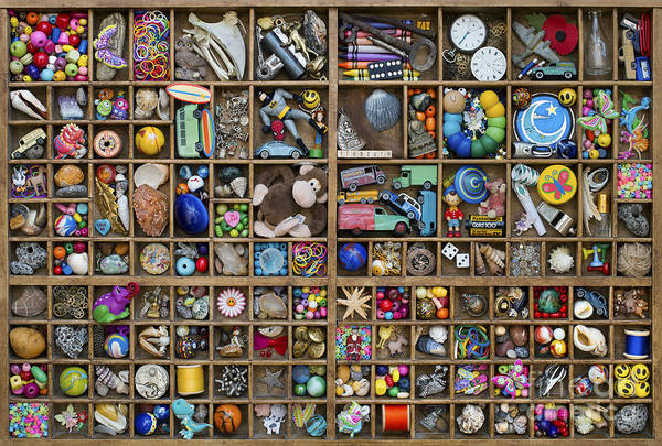Keeper Photograph - Treasure by Tim Gainey