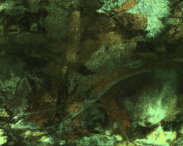 Wall Art - Digital Art - Treasures Abound by James Barnes