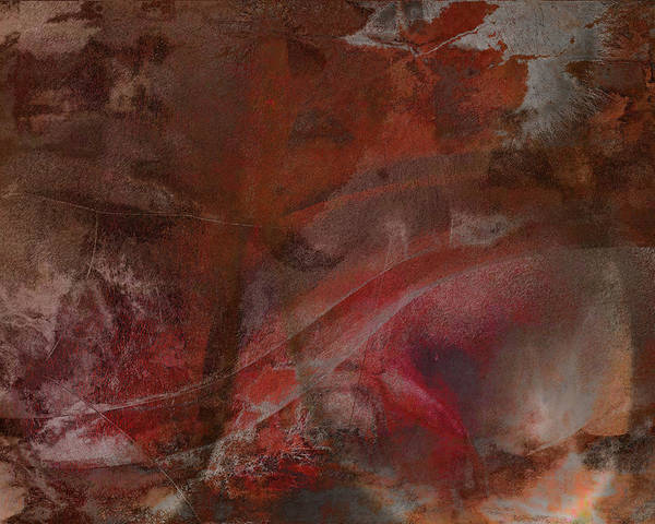 Wall Art - Digital Art - Treasures In Autumn by James Barnes