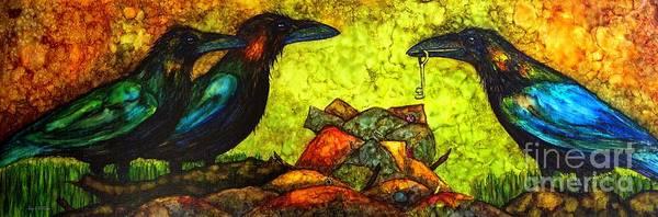 Painting - Treasures by Jan Killian