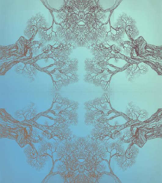 Tree 20 Hybrid 3 Art Print