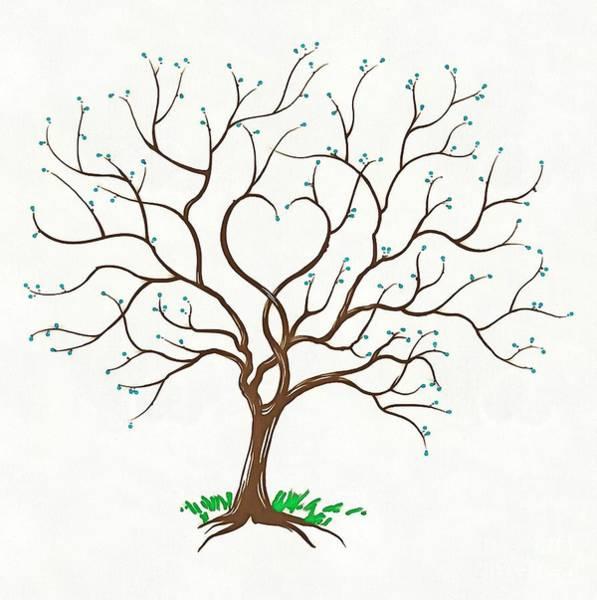 Painting - Tree by Catherine Lott