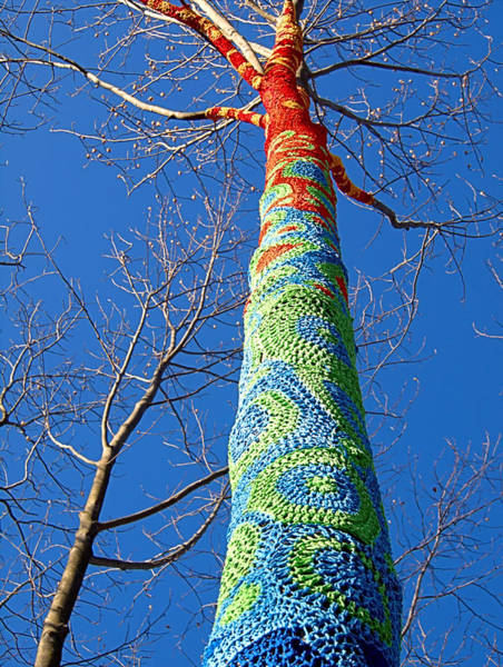 Photograph - Tree Crochet I I by  Newwwman