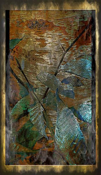 Photograph - Tree - Grunge 2 by Phyllis Meinke