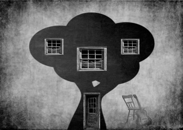 Shadow Digital Art - Tree House by Art Spectrum
