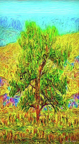 Digital Art - Tree Of Distinction by Joel Bruce Wallach