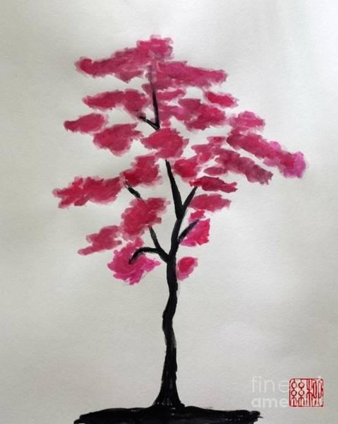 Tree Of Grace Art Print