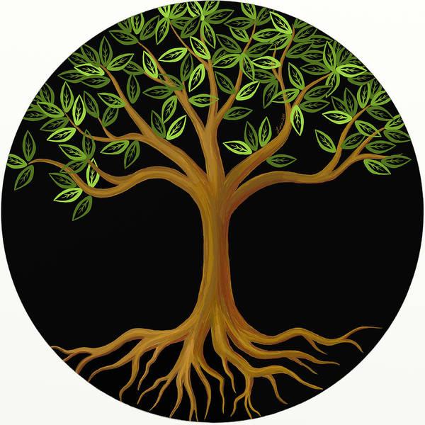 Judaica Digital Art - Tree Of Life by Liora Hess