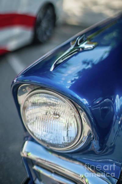 Firebird Photograph - Tri-5 Chevrolet Classic Fender by Mike Reid