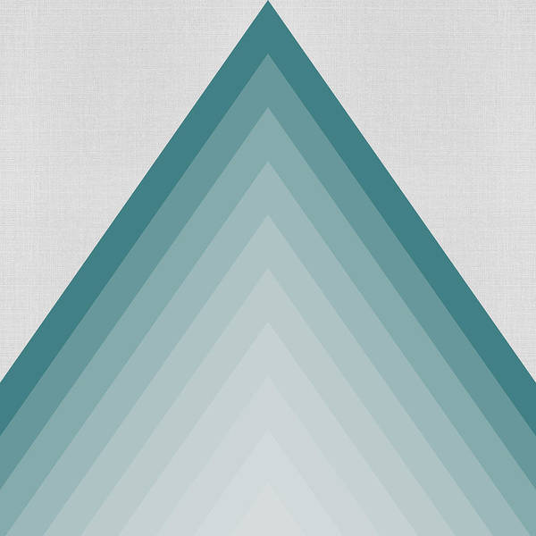 Wall Art - Digital Art - Triangle - 1 by Finlay McNevin