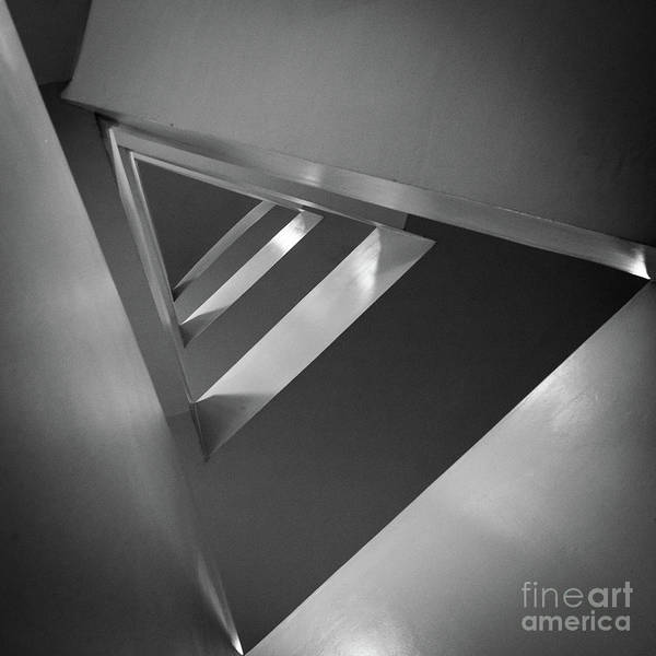 Guggenheim Photograph - Triangular by Inge Johnsson