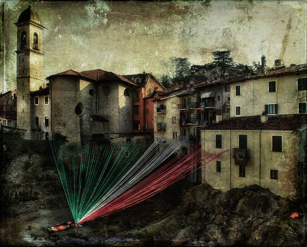 Tribute To Italy Art Print