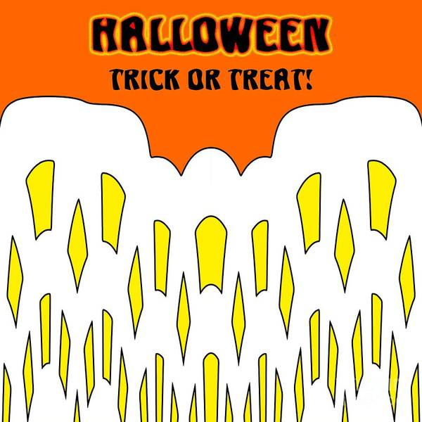 Trick Or Treat Digital Art - Trick Or Treat by Methune Hively