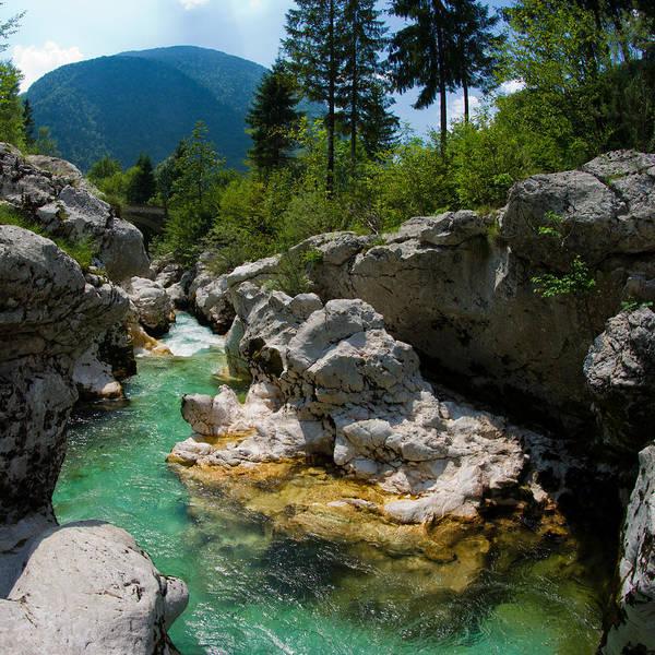 Np Wall Art - Photograph - Triglav National Park Slovenia by Peter Verdnik
